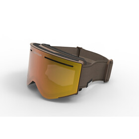 Spektrum G007 Helags Goggles, stone/brown revo mirror gold